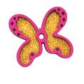Бабочка вертушка большая
