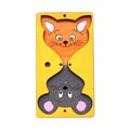 Песочные часики  Кошка и Мышка