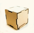 Основа Бизи Кубика 5х5см 4мм