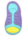 Заготовка Шнуровка Обувь
