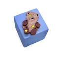 Мишка с лапками для бизикубика 5см